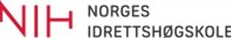 Saken er produsert og finansiert av Norges idrettshøgskole - Les mer
