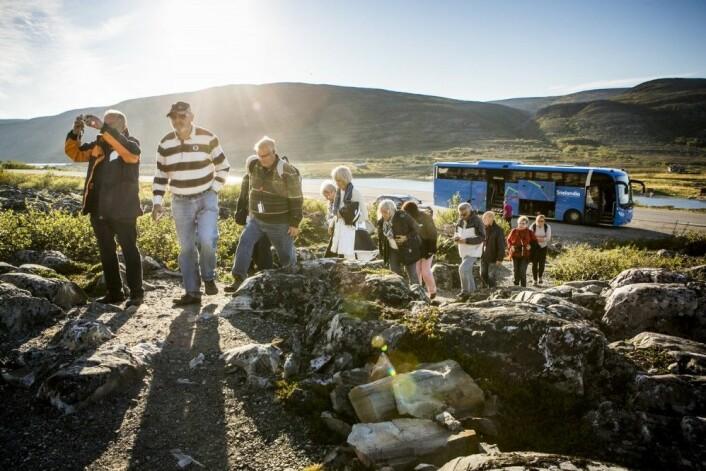BIOTOUR har intervjuet 24 naturbaserte reiselivsbedrifter i ulike deler av landet for å utvikle kunnskap om aktørenes motivasjon, lønnsomhet, samarbeid og lokale vekstmuligheter. Dette bildet er tatt i en annen sammenheng. <strong>Foto: </strong>Christian Roth Christensen / Visitnorway.com