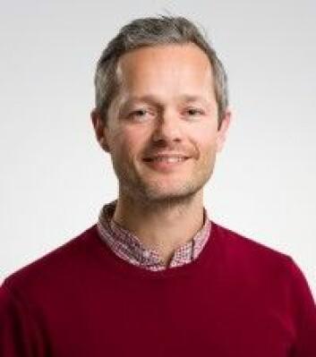 Forsker og seksjonsleder John Kjøbli. (Foto:Cynergi)