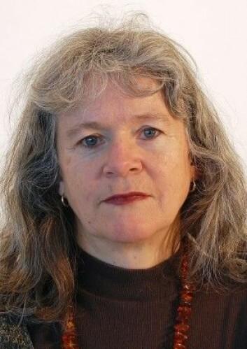 Anne Brita Thorød, Fakultet for helse- og idrettsvitenskap, Universitetet i Agder. <em>(Foto:UiA)</em>