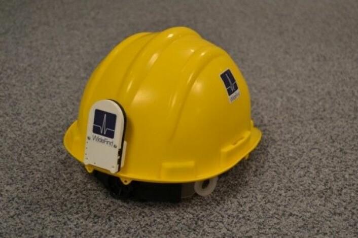 Oppstartsbedriften WideFind har utviklet løsninger til å spore objekter og personer inne i bygninger, gruver, arenaer eller andre strukturer. (Foto: WideFind)