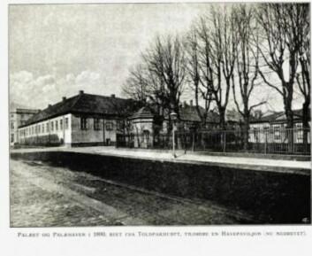 Palèethaven tidlig på 1900-tallet Collet: Gamle Christiania-billeder
