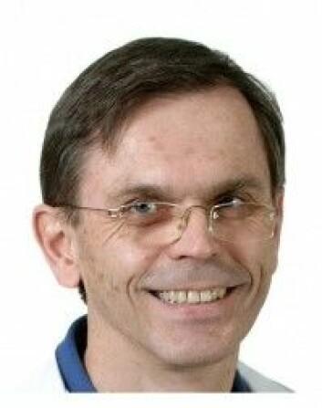 Pål Møller, forsker, OUS. Foto: OUS