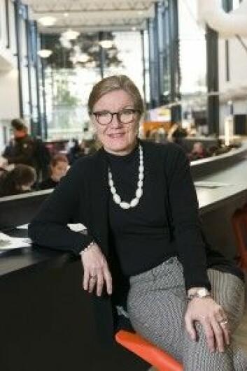 Elsa Almås, Universitetet i Agder. Foto: UiA