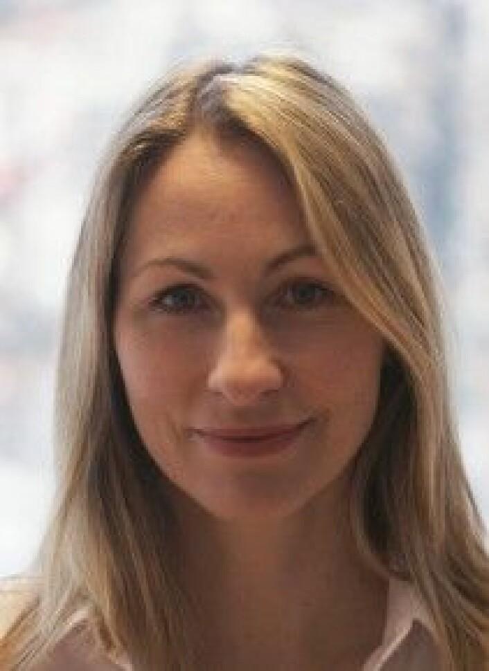 Elisabeth Gråbøl-Undersrud, seniorrådgiver i Bioteknologirådet