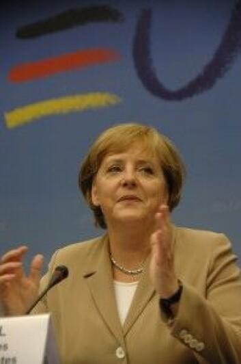 Angela Merkel, Tysklands kansler og EUs mektigste statsleder, kan være positiv til en EØS-liknende avtale med Storbritannia. (Foto: European Council, 2007)
