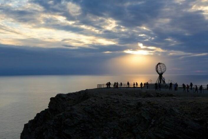 Norge er fortsatt det vakre landet med ikoner som Nordkapp, Lofoten og fjordene. (Foto: Colourbox)