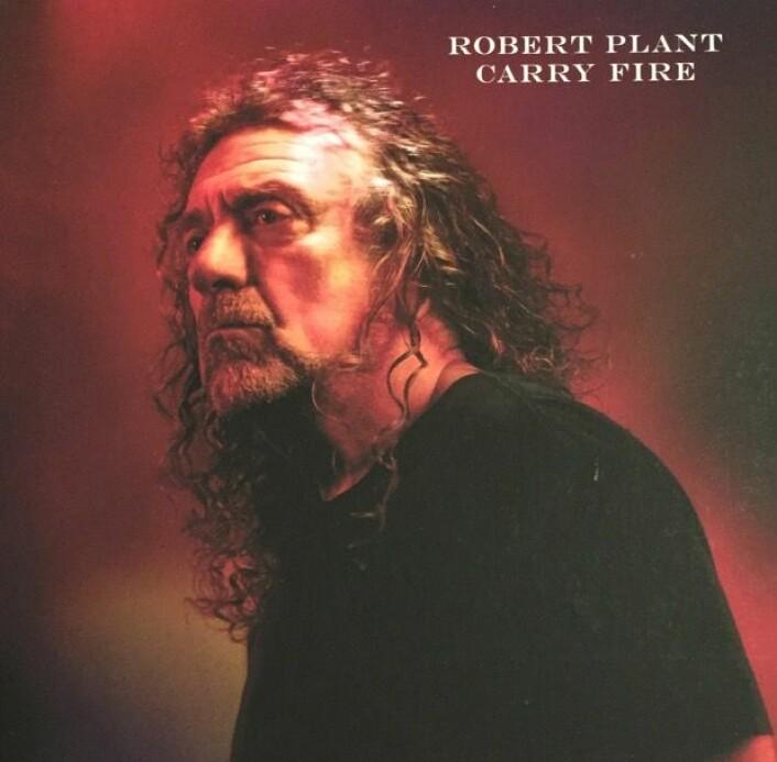 Robert Plant med ny plate i det året jeg selv fylte 60 år. Anbefales. (Platecover)