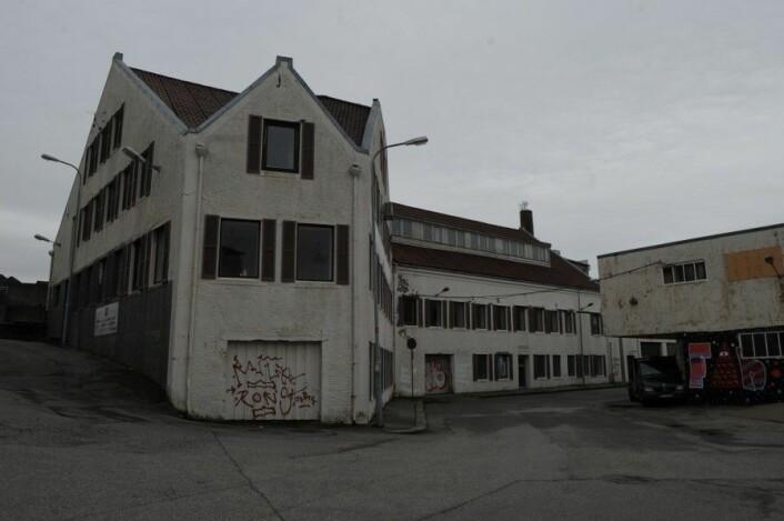 The Viking Sardine Factory, bygget som utløste arbeidet med Temaplan for hermetikkbygg i Stavanger Foto: MUST/ Mathies Ekelund Erlandsen