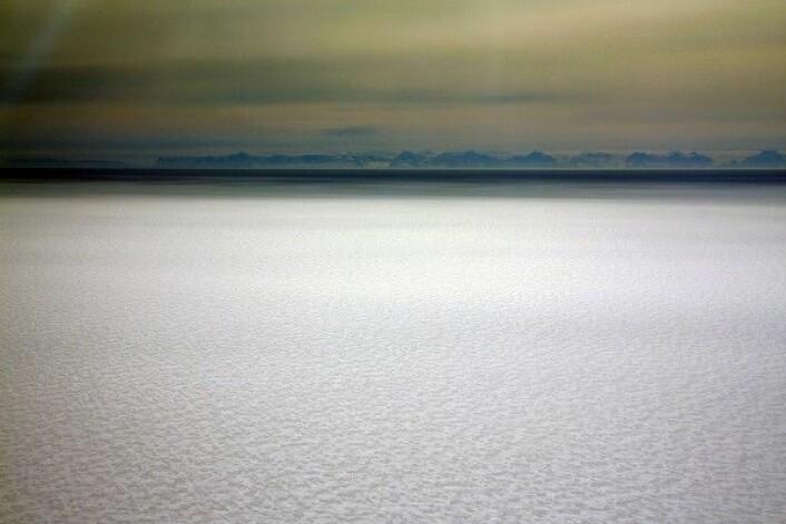 Isbremmen Dotson i Vest-Antarktis skjuler en stor kanal som gjør at den smelter raskere. Finnes slike kanaler i andre isbremmer? N. Gourmelen