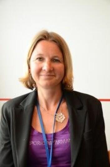Gudrun Høiseth, overlege, seksjon for rettstoksikologisk fortolking,OUS. <em>Foto: OUS</em>