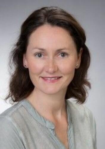 Linn Marie Sørbye<br>(Foto: Anne Sidsel Herdlevær)