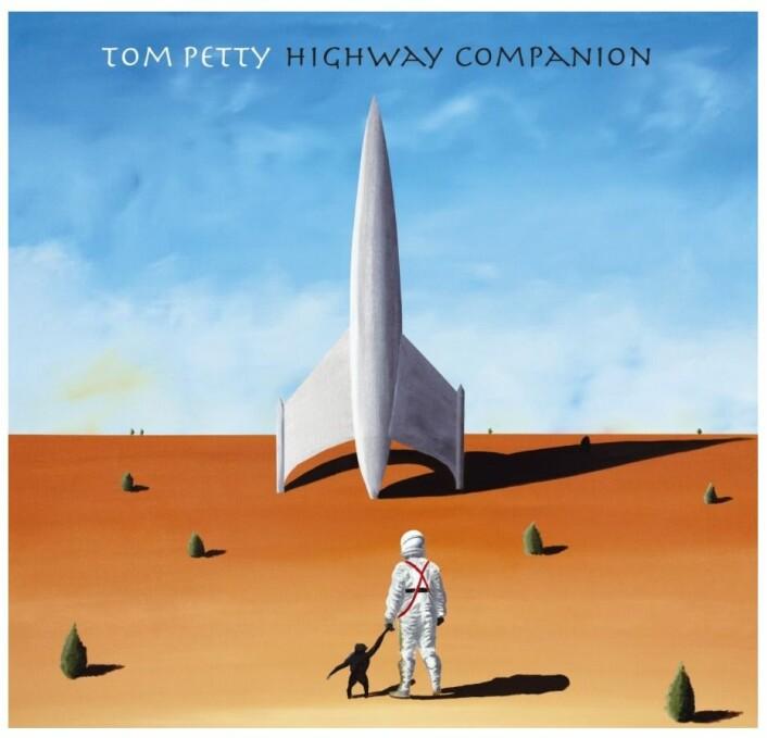 """""""Highway Companion"""" toppet US Rock Album salgslisten da den kom i 2006. (Platecover)"""