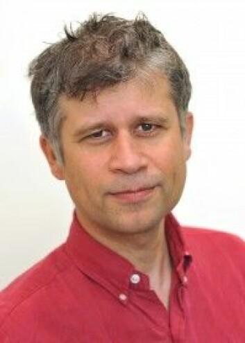 Kommunikasjonsrådgiver Ram Gupta, NAKMI. Foto: Privat