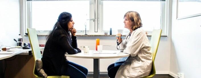 Gode helsetjenester for innvandrere er et spørsmål både om lovverk og om holdninger.Foto: Ram Gupta /NAKMI.