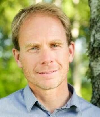 Peter Fredman (Foto: Håkon Sparre)
