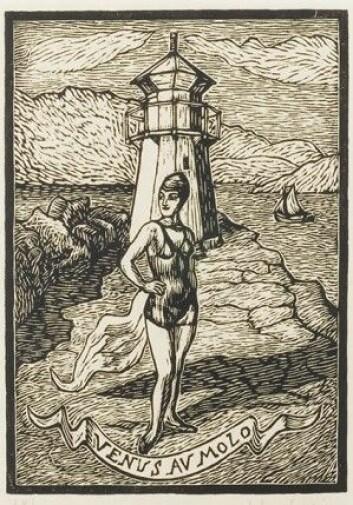 «Venus av Molo»(Foto:Tromsø Museum - Universitetsmuseet)
