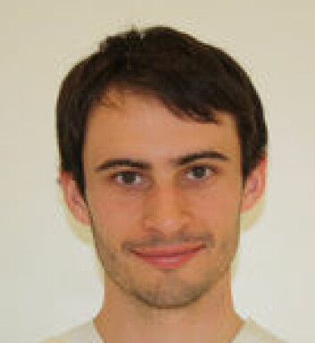 FORSKER: Gareth Greggains Reproduksjons-medisinsk avd. OUS. (Foto: OUS)