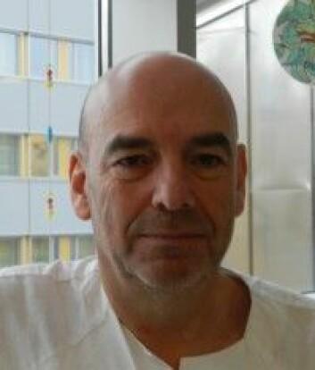 Tom Stiris, seksjonsoverlege/Phd/førsteamanuensis, Oslo universitetssykehus/Universitetet i Oslo.