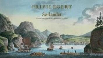 Sørlandsdelen av Privilegert Design: T. Hansen