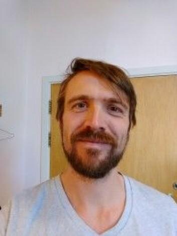 LIS-lege Tomas D. Gyran, Seksjon for miljø- og yrkesmedisin, Oslo universitetssykehus. (Foto: OUS)