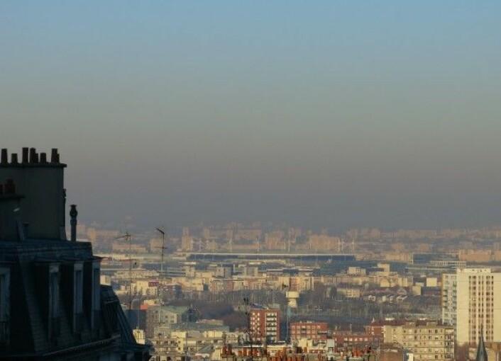 Dårlig luftkvalitet er helsefarlig og et problem i byer og industriområder over hele verden. Wikimedia Commons