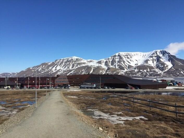 Longyearbyen, 8 juni 2017. (Foto: TW)