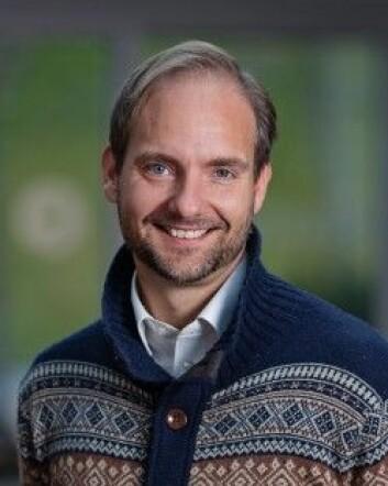 Terje Andreas Eikemo, professor på Institutt for sosiologi og statsvitenskap på NTNU. (Foto: NTNU)