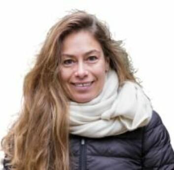 Professor Monica Melby-Lervåg ved Institutt for spesialpedagogikk, Universitetet i Oslo. Foto: UiO