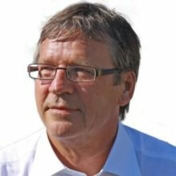 Arne Jørgen Løvland er lærer i videregående skole.(Foto: Privat)