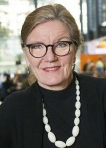 Professor Elsa Almås, UiAFoto: Kjell Inge Søreide