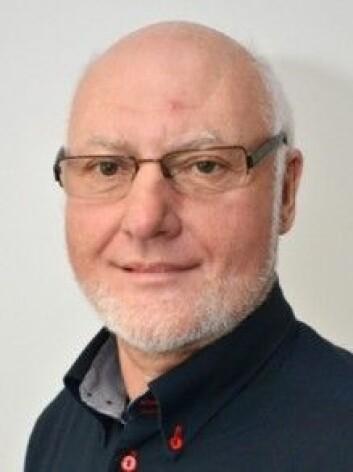 <em>Professor Kjell Kristoffersen, Institutt for psykososial helse, UiA.Foto: UiA</em>