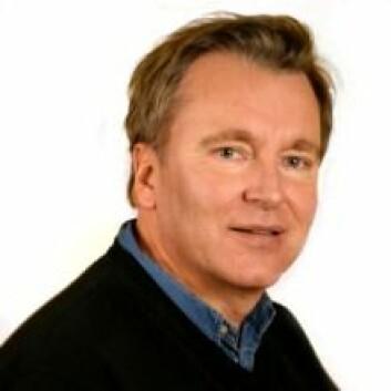 Finn Egil Tønnessen er professor ved Lesesenteret, Universitetet i Stavanger.(Foto: UiS)
