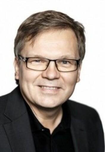 Gunnar Hartvigsen. (Foto: UiT)