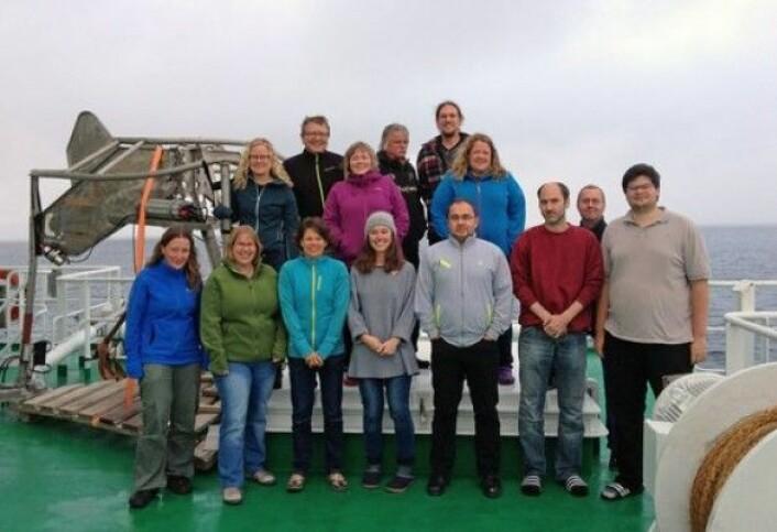 Foto: Pål Buhl-Mortensen, Havforskningsinstituttet