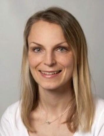 Klinisk ernæringsfysiolog Hanna Ræder ved Klinikk for kreft, kirurgi og transplantasjon (KKT), Oslo universitetssykehus, ønsker mer fokus på muskulatur i forbindelse med kreftbehandling. Lav muskelmasse kan gi mer bivirkninger av behandlingen, skriver hun. Foto: OUS