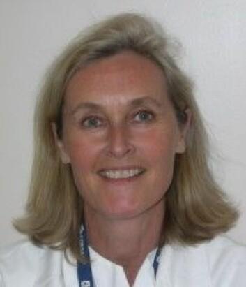 Anne Lise Helgesen er hudlege og doktorgradsstipendiat ved Vulvaklinikken ved Oslo Universitetssykehus.(Foto: privat)