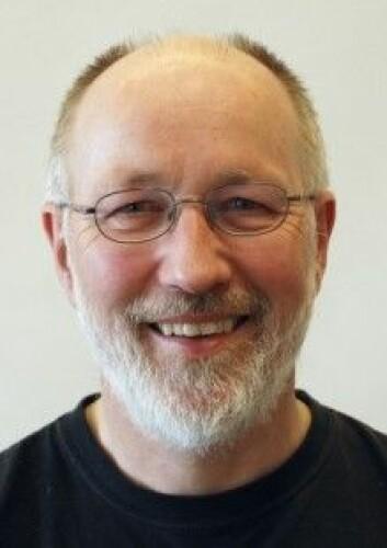 <em>Carl Christian Bachke.(Foto: UiA)</em>