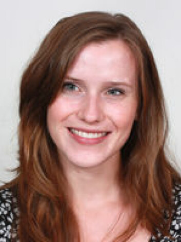 Kristina Rognlien Dahl. (Foto: UiO)