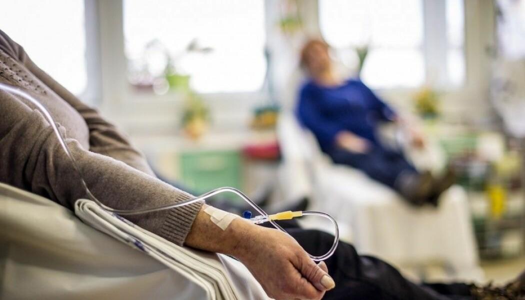 En ny studie viser analyser viser en skjevfordeling av hjelpen som gis til pasienter, selv om behovet deres er det samme. (Illustrasjonsfoto: Shutterstock / NTB Scanpix)