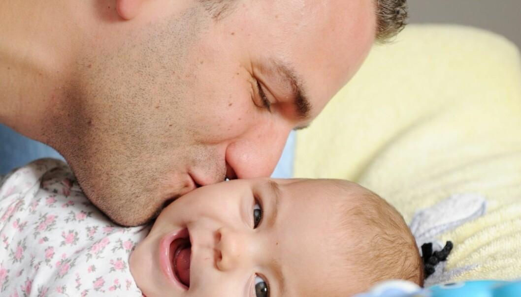 Resultatene bekrefter funn fra tidligere forskning og viser at det er lavere risiko for infeksjoner blant barn som får morsmelk sammenlignet med dem som ikke får morsmelk.  (Illustrasjonsfoto: Frank May, NTB scanpix)