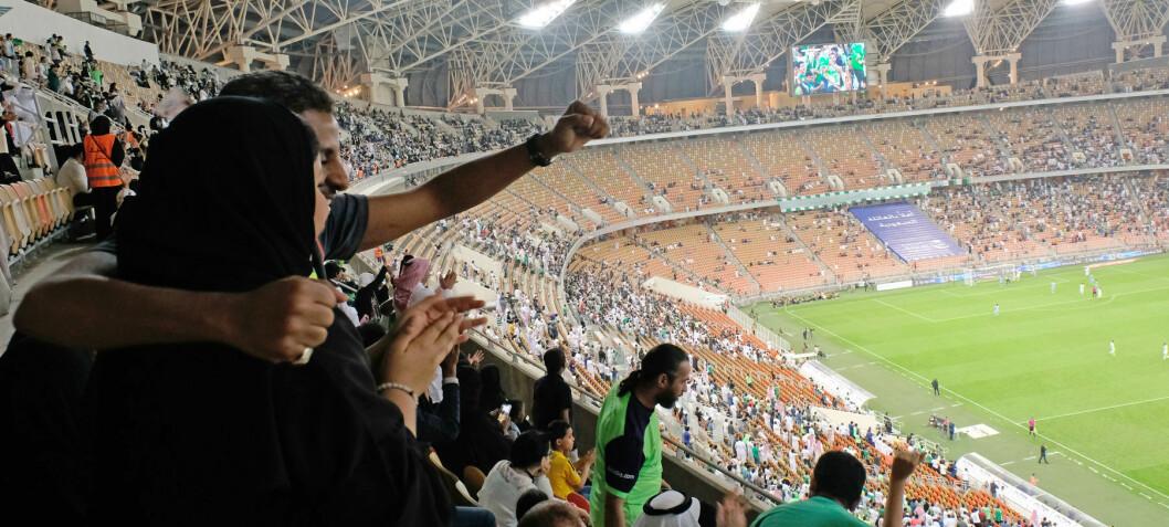 Fotball-VM: Saudiarabiske kvinner har spilt fotball under radaren i ti år