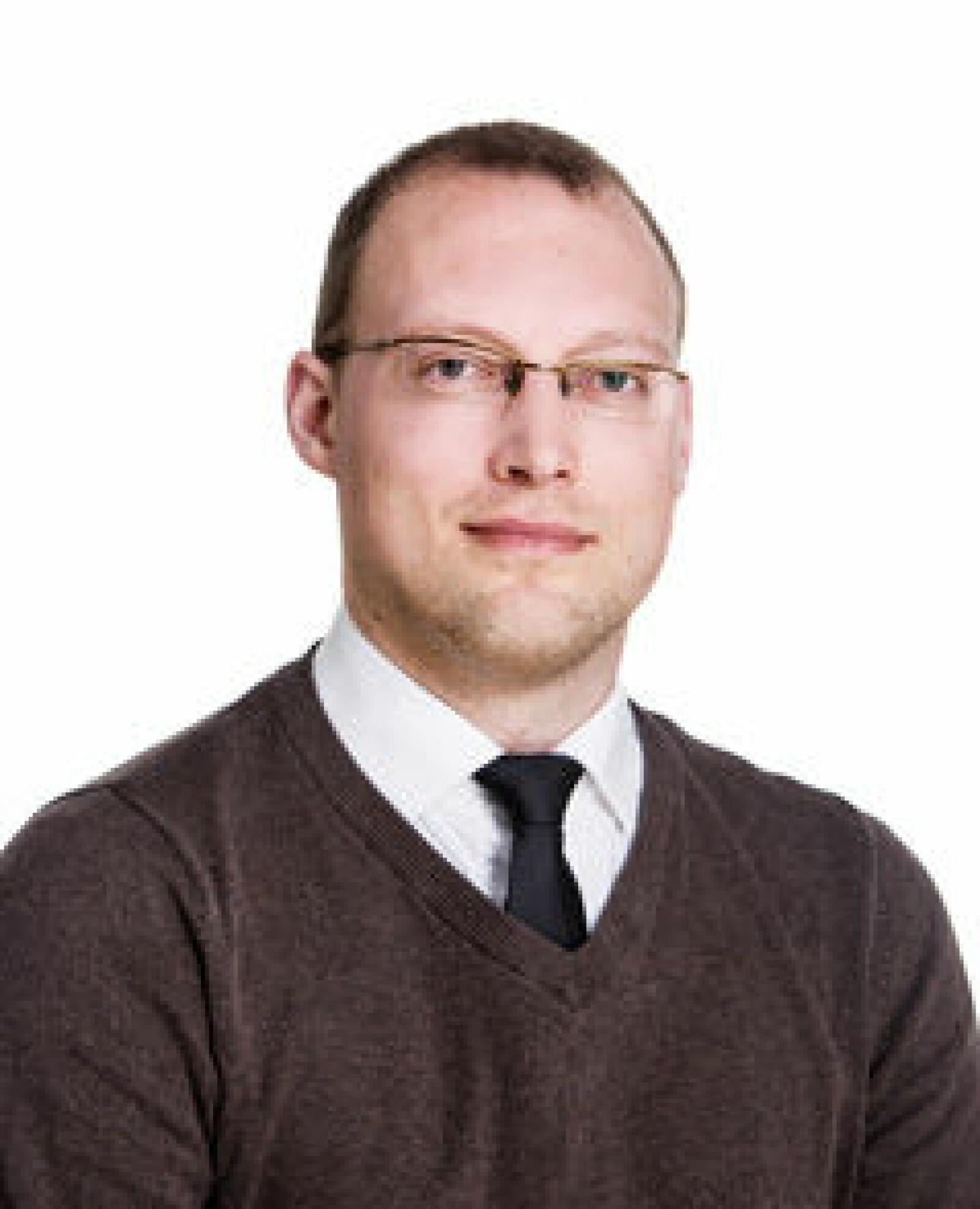 Andreas Uhre Nordang. (Foto: IRIS)