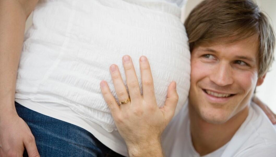 Det er ikke økt risiko for dødfødsel eller spedbarnsdød om den gravide bruker legemiddel mot soppinfeksjon.  (Foto: Juliana Wiklund/Johner/NTB scanpix)