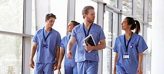 Slik fikk flere arbeidsledige menn jobb i helsesektoren
