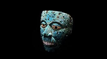 Hvor fikk aztekerne tak i de turkise smykkesteinene sine?