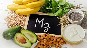 Det er masse magnesium i kroppen, men forskere vet ikke hvor mye