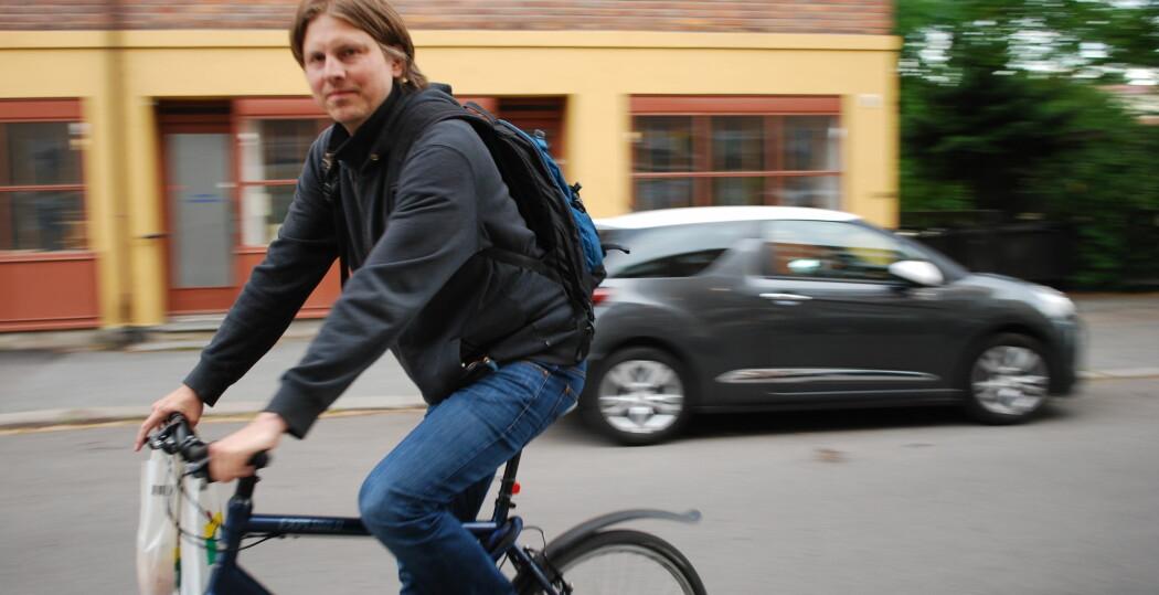 Bør sykkelhjelm være påbudt?