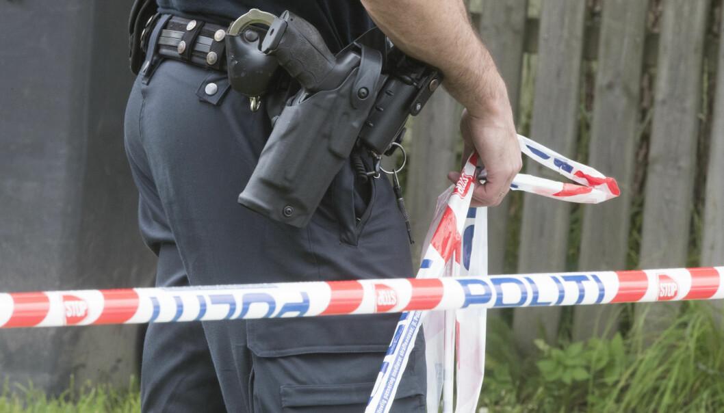 Stor uenighet om bevæpning av politiet