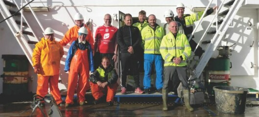 Teamet som jakter miljøgifter